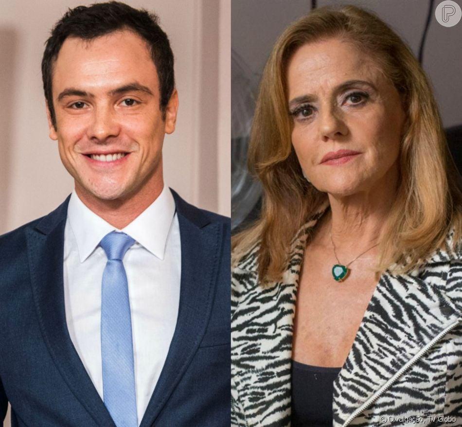 'O Outro Lado do Paraíso': Gael (Sérgio Guizé rouba barras de ouro de Sophia (Marieta Severo) para ajudar sequestro de Tomaz (Vitor Figueiredo)