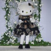 Hello Kitty na SPFW! Personagem desfila e inspira coleção de Samuel Cirnansck