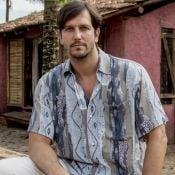 Vladimir Brichta ganha 8 kg para novela 'Segundo Sol': 'Fiquei fortinho'