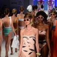 SPFW: moda praia divertida e vintage marcam desfile de Salinas: 'Frescor'. Fotos