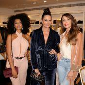 Mamães estilosas: os looks de Patricia Poeta, Luiza Brunet e mais em evento