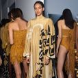 Com uma modelagem maior do que o normal, Lenny Niemeyer desfila sua nova coleção no 45° São Paulo Fashion Week