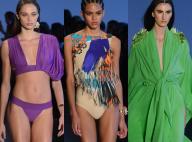 Verão 2019: Lenny Niemeyer exibe cores vibrantes, franjas e fluidez na SPFW