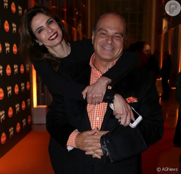 Luciana Gimenez confirma fim de casamento com Marcelo de Carvalho após 12 de união