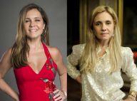 Vilã em nova novela, Adriana Esteves não teme comparação com Carminha:'Sem medo'