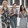Angélica recebeu Lilia Cabral e Fátima Bernardes no último 'Estrelas'