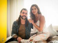 Fim de 'O Outro Lado do Paraíso': Lívia revela a Mariano que eles serão pais