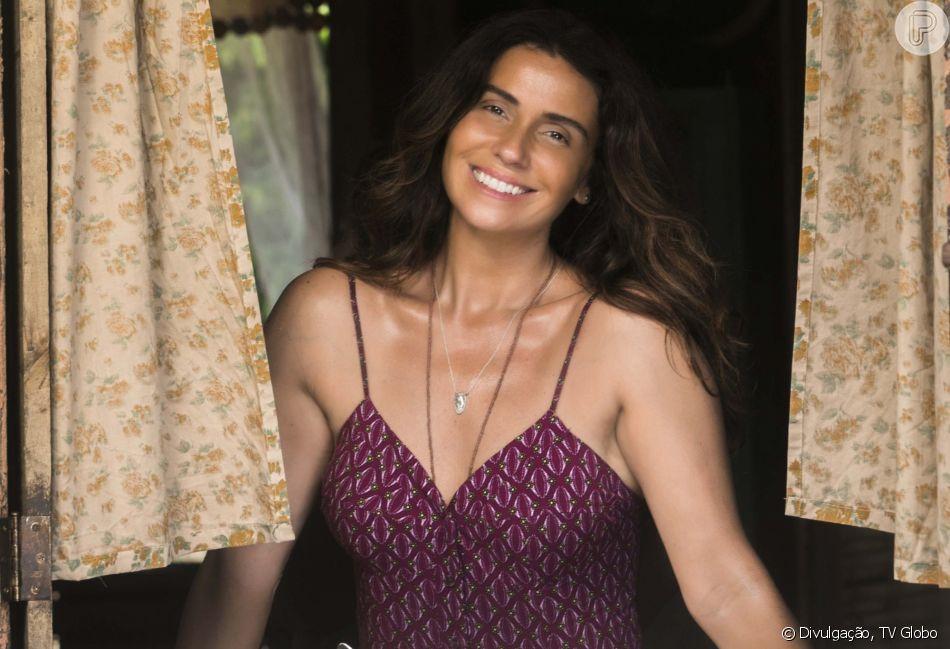 4f2ab6eda Giovanna Antonelli será Luzia na novela  Segundo Sol  - Purepeople