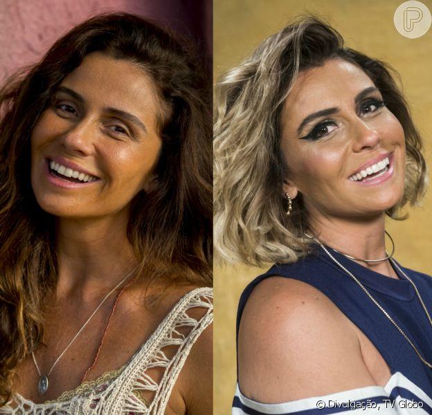 Giovanna Antonelli se transformará de marisqueira em DJ na novela 'Segundo Sol'