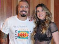 Aline Gotschalg e Fernando Medeiros curtem show de funk após reatarem. Fotos!