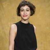 Luisa Arraes reprova crítica por cabelo repicado em novela: 'Amo, acho lindo'