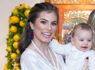 Bruna Hamú celebra aniversário de 1 ano do filho, Júlio: 'Significado do amor'