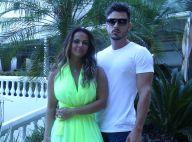 Viviane Araujo comenta foto de Klaus Barros após notícia de separação: 'Lindo'