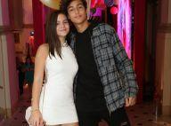 Namorado posta foto com Mel Maia em aniversário de 14 anos da atriz: 'Meu amor'