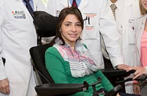 Lais Souza terá pensão mensal e vitalícia após sofrer acidente enquanto esquiava