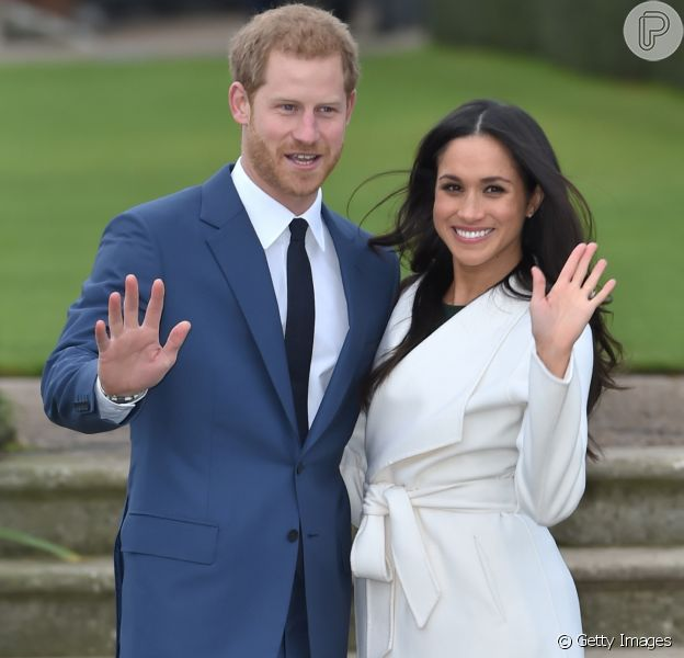 Meghan Markle estará acompanhada pelos pais, Thomas Markle e Doria Ragland, em seu casamento com príncipe Harry que acontece no dia 19 de maio de 2018, no castelo de Windsor, na Inglaterra