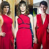 Personagem de Bianca Bin em novela apostou em looks vermelhos. Relembre!