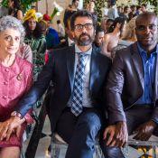 Fim de 'O Outro Lado do Paraíso':Samuel e Cido ficam juntos com apoio de Adinéia