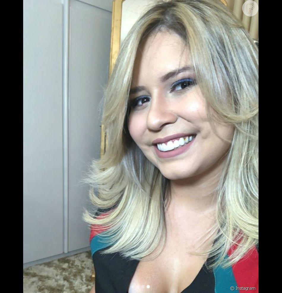 Marília Mendonça emagreceu 15 kg com reeducação alimentar em apenas dois meses