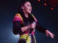 Da passarela para o palco: dupla de Maiara, Maraisa usa look Balmain em show