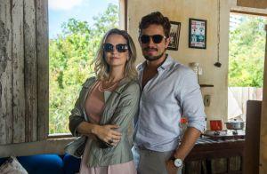 'O Outro Lado do Paraíso': Renato decide fugir com Tomaz após receber resgate