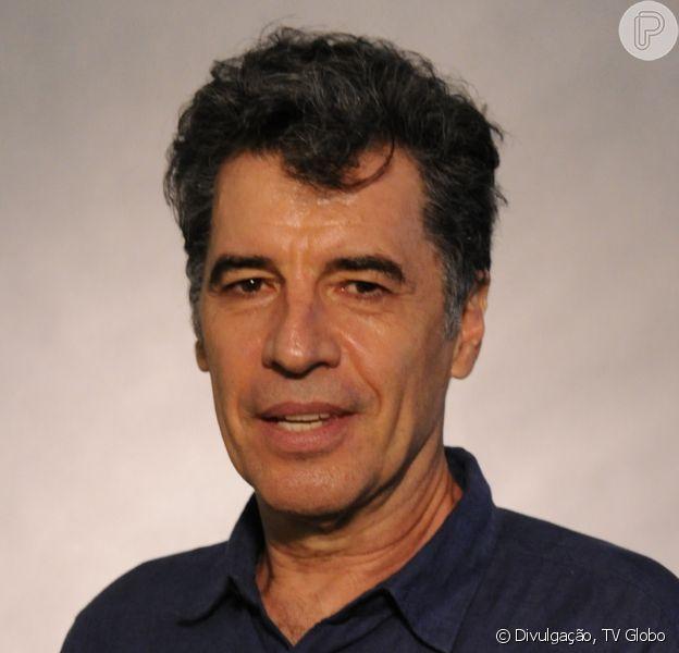 Maurício (Paulo Betti) acusa Xodó (Anderson Tomazini) de participar de complô contra Sophia (Marieta Severo) na última semana da novela 'O Outro Lado do Paraíso'