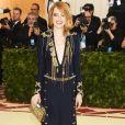 Emma Stone de Louis Vuitton no Met Gala 2018