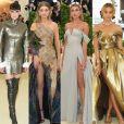 Confira a galeria dos looks das famosas no Met Gala 2018, realizado nesta segunda-feira, 7 de maio de 2018