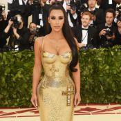 Kim Kardashian revisita vestido Versace no Met Gala 2018: 'Alta-costura de 1997'