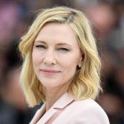 Cate Blanchett avalia tom feminista em Cannes 2018: 'Estamos num bom caminho'