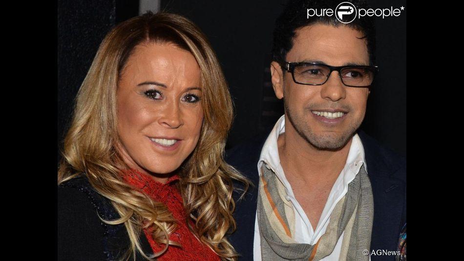 Zilu e Zezé Di Camargo estão oficialmente separados