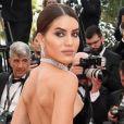 Caudas foram destaques no Festival de Cannes 2018, como no vestido de Camila Coelho