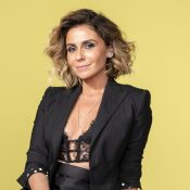 Giovanna Antonelli admite dificuldade para cuidar do cabelo: 'Não tenho talento'