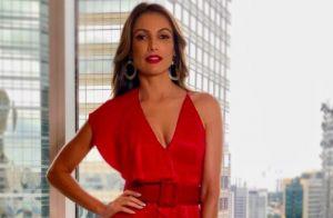 Patricia Poeta estrela 1ª campanha de beleza: 'Aos 41 anos, estou mais feliz'