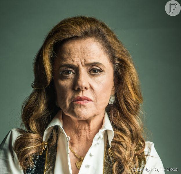 Acuada, Sophia (Marieta Severo) admite seus assassinatos mas se coloca como inocente nos últimos capítulos da novela 'O Outro Lado do Paraíso': 'Tive que me defender'