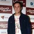 Sergio Guizé vai  completar 38 anos no próximo dia 14 de maio