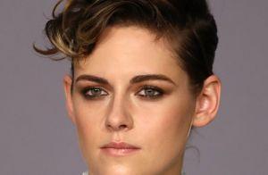 Olho esfumado para dia e noite: inspire-se na make da Kristen Stewart em Cannes!