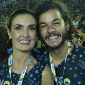 Fátima Bernardes e Túlio Gadêlha embarcam para Miami: '1ª viagem juntos'