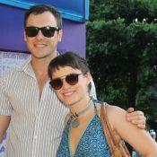 Sergio Guizé antecipa aniversário de 38 anos e janta com Bianca Bin. Foto!