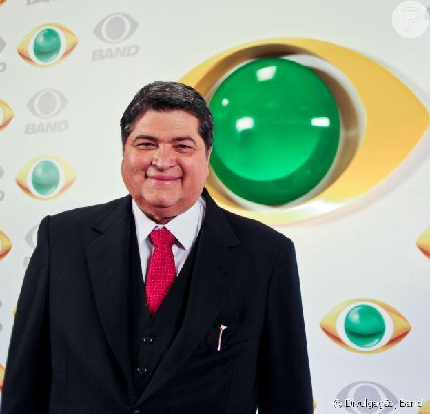 José Luiz Datena agrada como narrador e pode permanecer na função