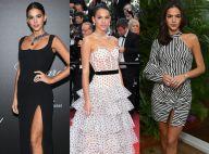 Colar de R$ 3 milhões, poás, animal print: veja os looks de Marquezine em Cannes