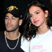 Neymar festeja encontro com Bruna Marquezine na França: 'Chegou'. Vídeo!
