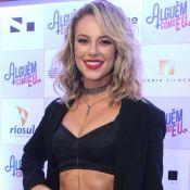 Paolla Oliveira alia messy hair a look Gucci em evento: 'Legal é se sentir bem'