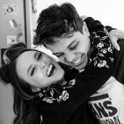 Larissa Manoela dá flores para namorado, Leo Cidade: 'Meu amor e nossos 5 meses'