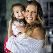 Deborah Secco relata desafio ao voltar à TV e cuidar da filha: 'Trabalho grande'