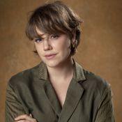 Alice Wegmann se identifica com intensidade de Maria em 'Fortes':'Sou escorpião'