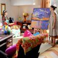 Poliana (Sophia Valverde) muda a decoração da casa e Luísa (Milena Toscano) fica irritada mais uma vez, no capítulo que vai ao ar nesta quinta-feira, dia 17 de maio de 2018, na novela 'As Aventuras de Poliana'