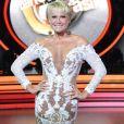 Xuxa Meneghel faturou o pé direito em uma gravação do 'Dancing Brasil' em abril