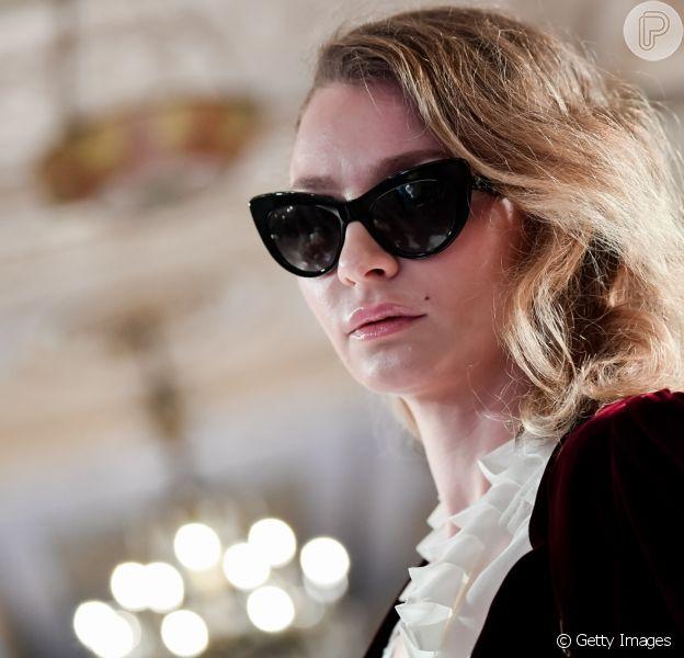 Veja os óculos escuros que passaram pela 71° edição do Festival de Cannes, que foi marcada pelos modelos de gatinho