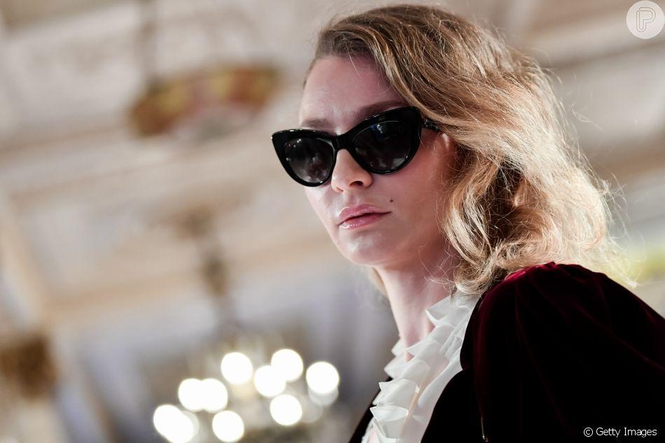 61148b07d5797 Veja os óculos escuros que passaram pela 71° edição do Festival de Cannes